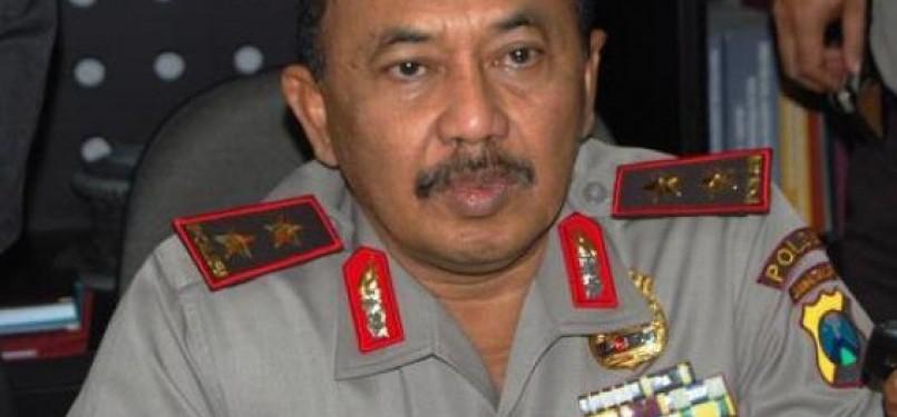 Kapolda Metro Jaya Untung S Rajab