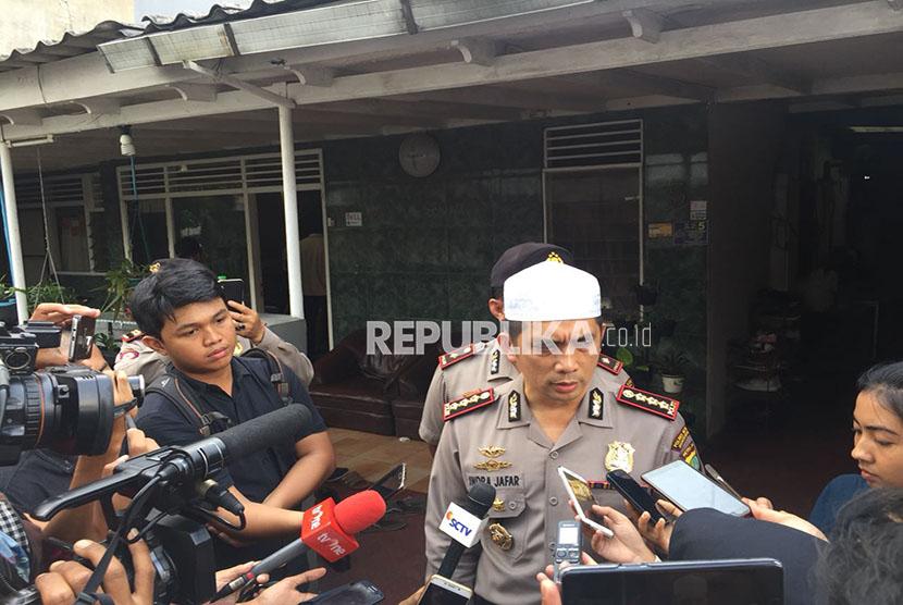 Kapolres Metro Jakarta Selatan Kombes Indra Jafar.