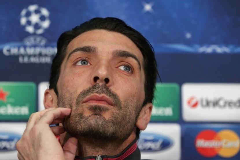 Kapten Juventus, Gianlugi Buffon
