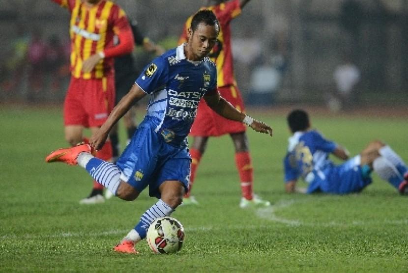 Kapten Persib Bandung, Atep.
