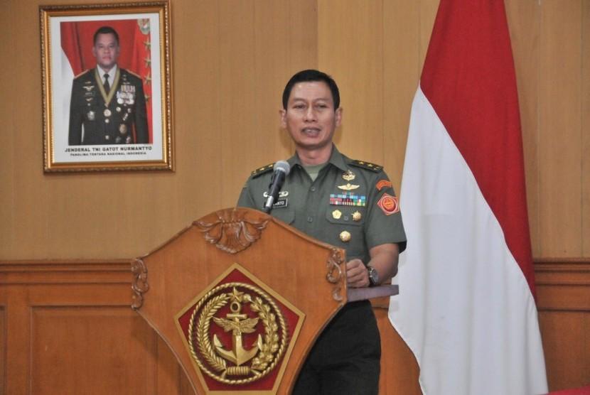 Kapuspen TNI, Mayjen TNI Wuryanto