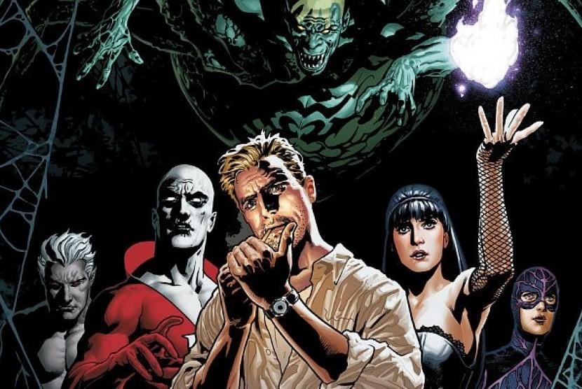 Dua Sutradara Horor Ini Berebut Film Justice League Dark