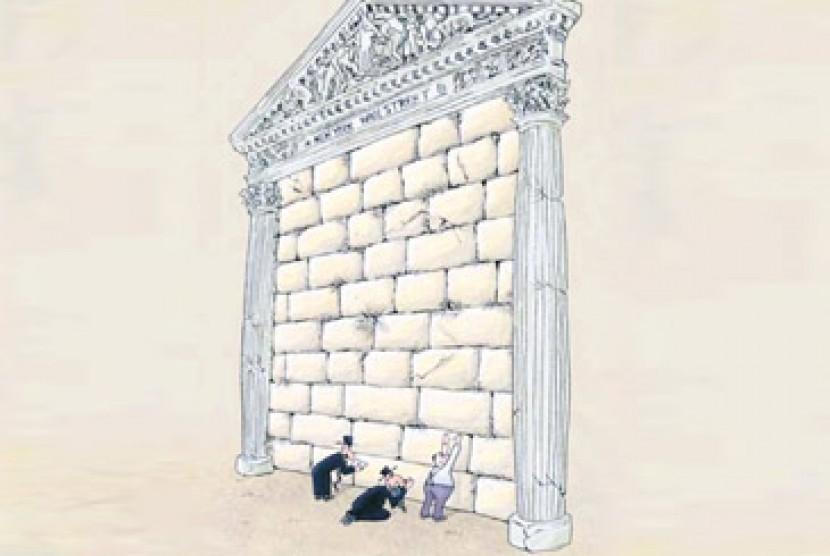 Karikatur anti-Yahudi