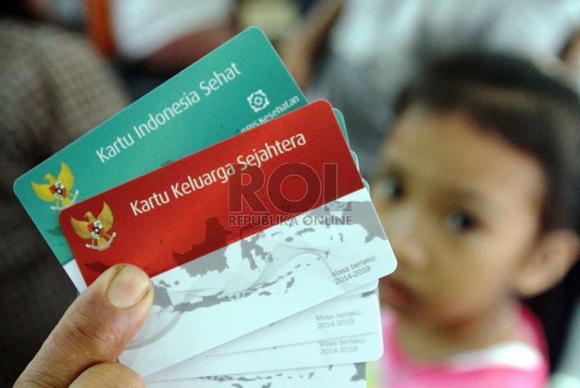 Ribuan Warga Solo Peroleh Kartu Indonesia Sehat