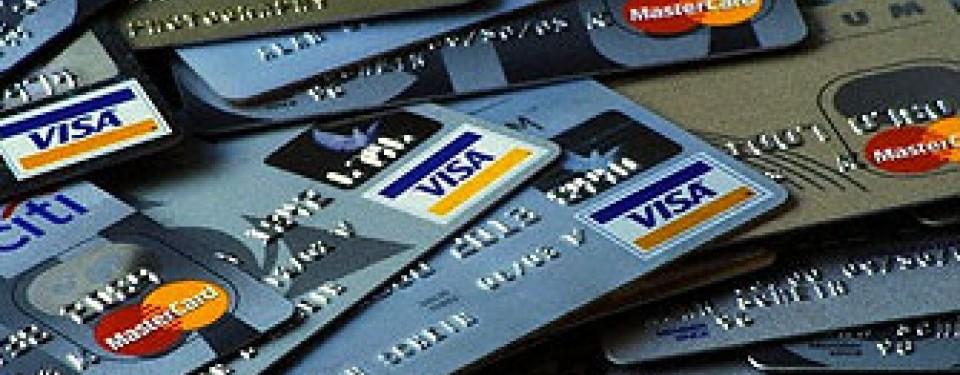 Kartu kredit, ilustrasi