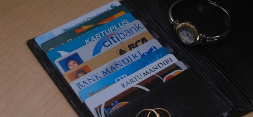 Kartu Kredit (ilustrasi)