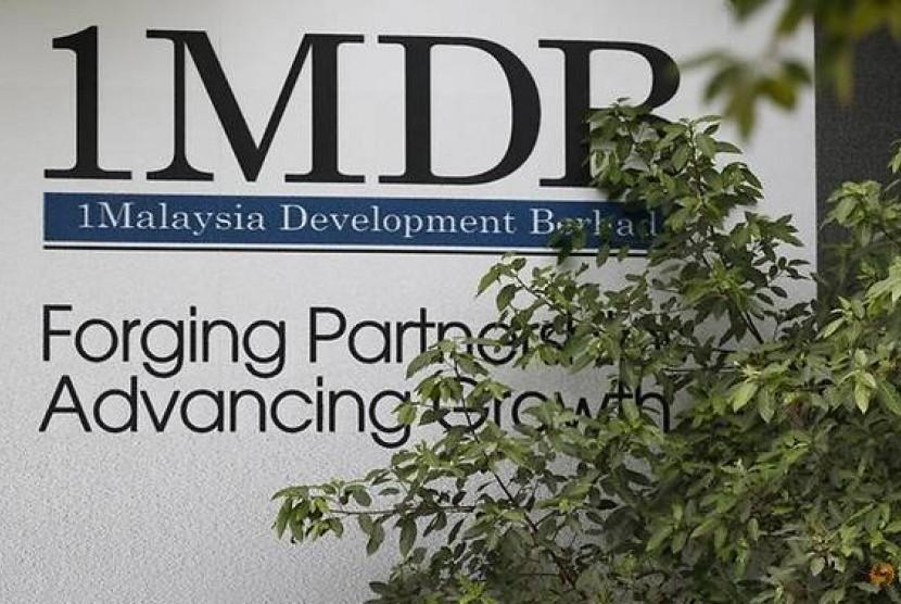 Kasus skandal 1MDB (ilustrasi)