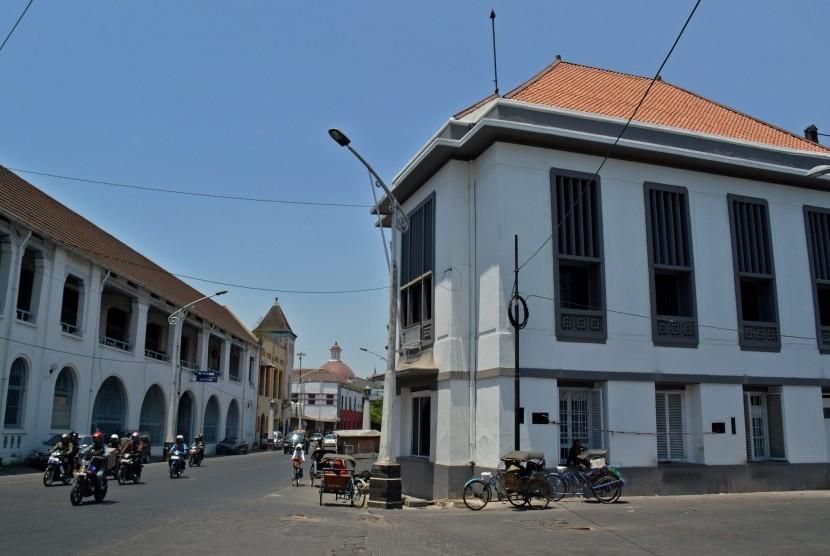 Festival Oude Staat Semarang Digelar 31 Desember