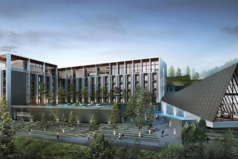 Ratusan Bangunan Liar di Puncak Bogor akan Ditertibkan