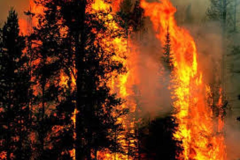 Kabupaten Bandung Bentuk Satgas Bencana Kebakaran