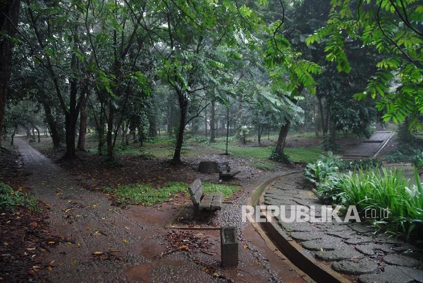 Kebun Raya/ilustrasi