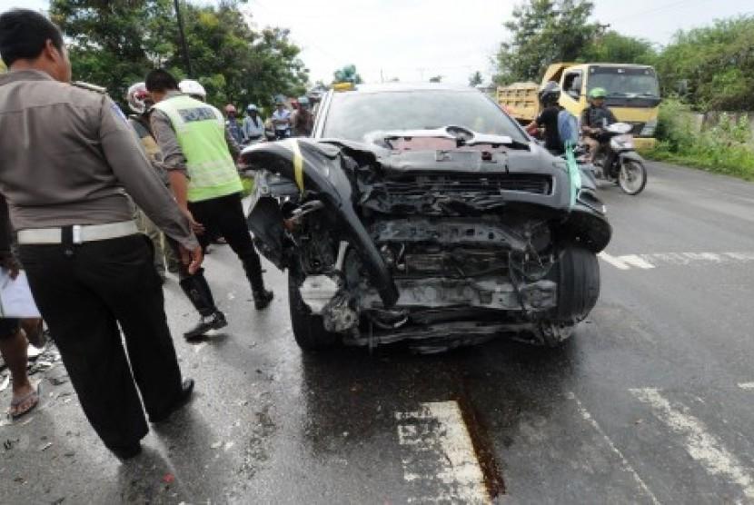Kecelakaan (Ilustrasi)