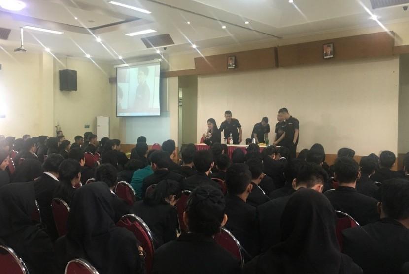 Kegiatan 'Sunan Goes to Campus'.