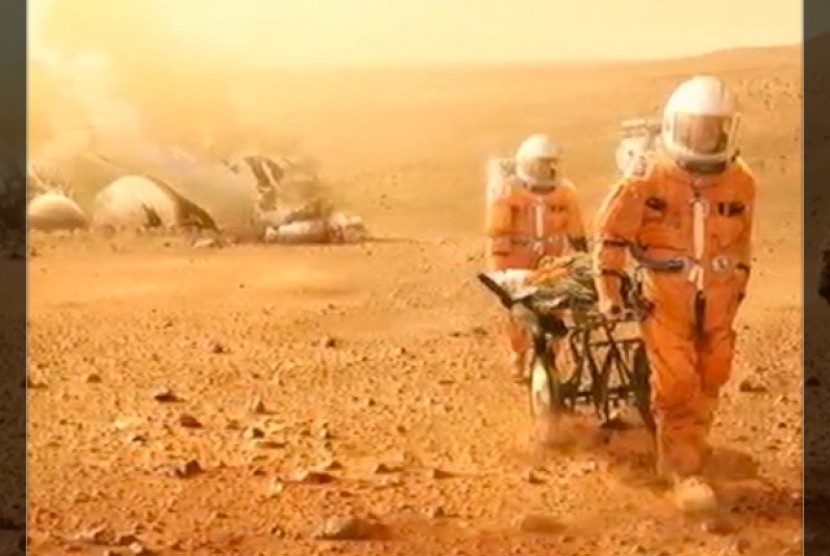 Kehidupan di Planet Mars