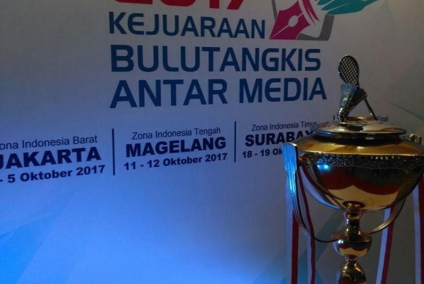 Kejuaraan Bulu Tangkis Antar Media