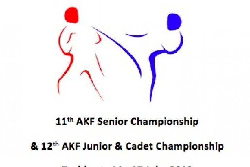 Kejuaraan Karate Asia (AKF) di Tashkent, Uzbekistan