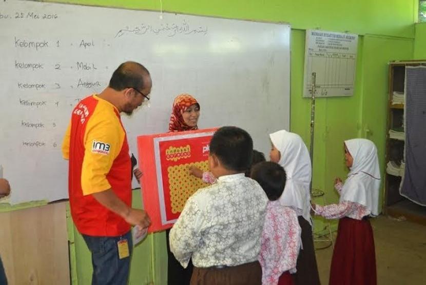 Indosat Ooredo Gandeng PKPU Gelar Kelas Inspirasi