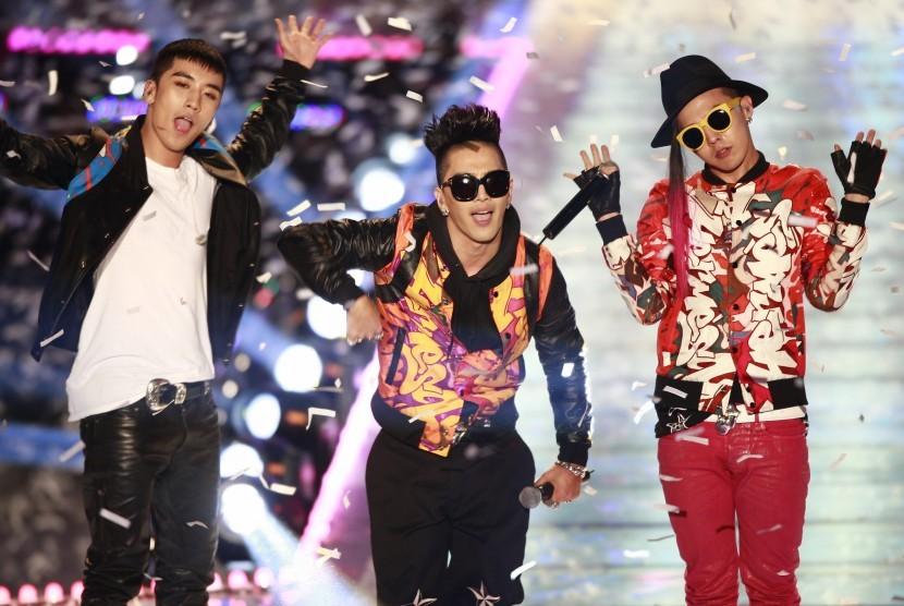 Kelompok musik Korea Bigbang
