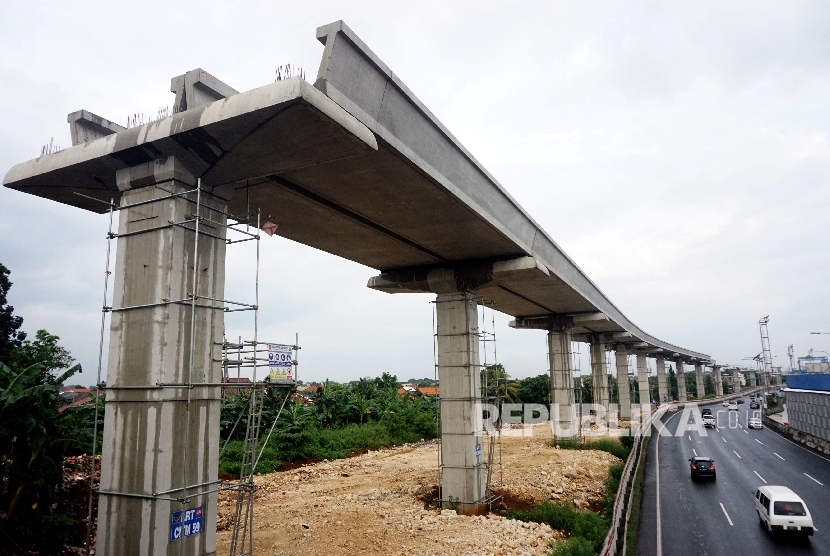 LRT project.