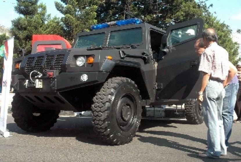 Kendaraan tempur lapis baja Komodo