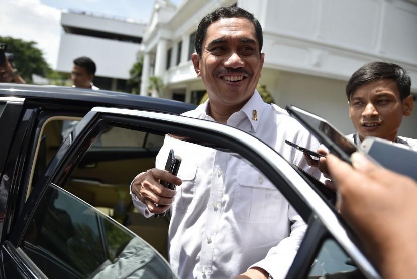 Kepala Badan Nasional Penanggulangan Terorisme (BNPT) Suhardi Alius