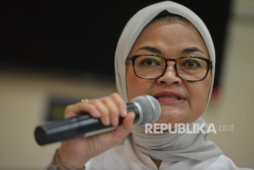Kepala Badan Pengawan Obat dan Makanan (BPOM) Penny Kusumastuti Lukito.