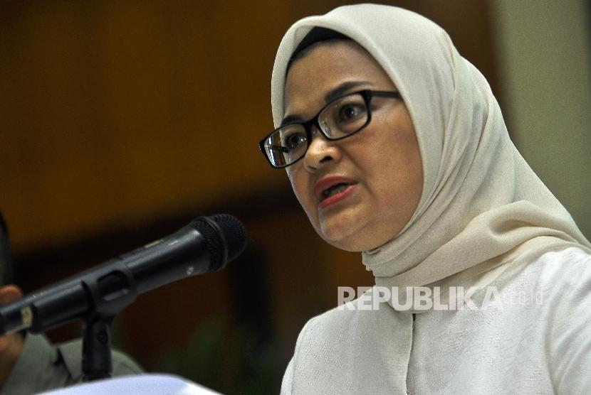 Kepala Badan Pengawas Obat dan Makanan (BPOM) RI Penny K Lukito