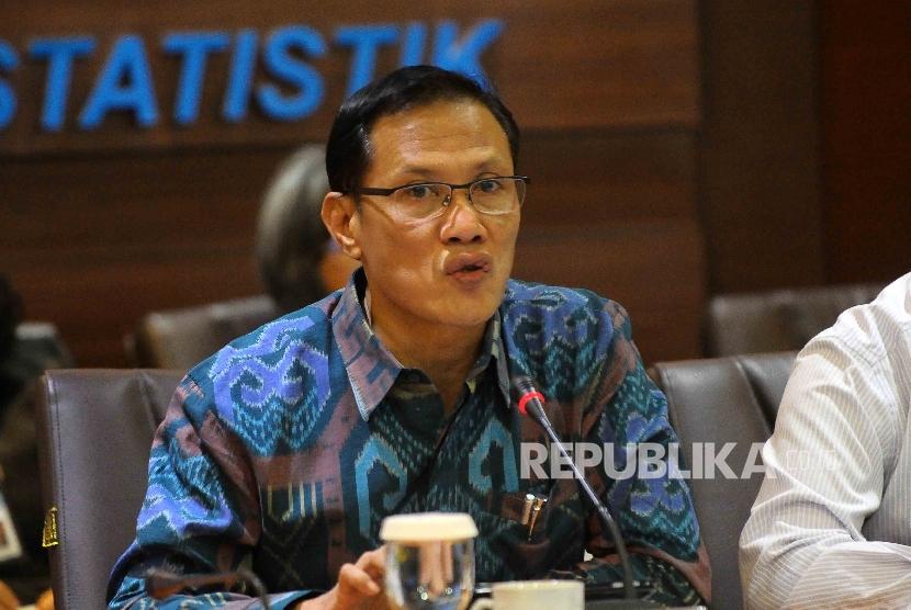 BPS chief Suhariyanto