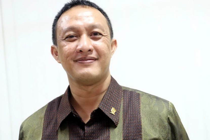Kepala Bagian Humas Sekretariat Daerah Kota Bandung Yayan Ahmad Brillyana