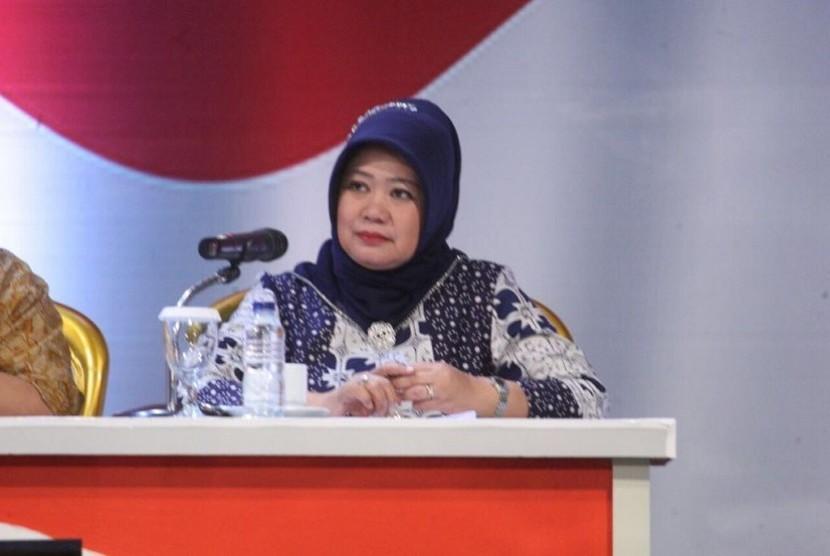 Kepala Biro Humas MPR, Siti Fauziah
