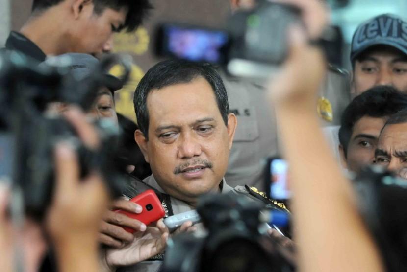 Polri Belum Buat Jadwal Pemeriksaan Dua Pimpinan KPK