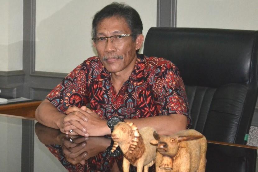 Kepala Dinas Ketahanan Pangan dan Peternakan Provinsi Jabar Dody Firman Nugraha.