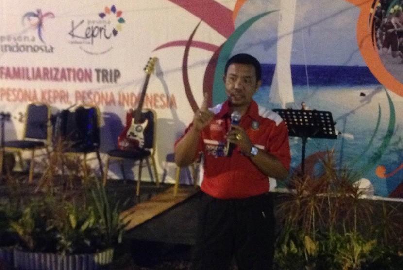 Kepala Dinas Pariwisata Kepulauan Riau, Guntur Sakti
