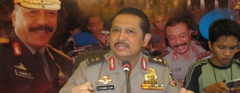 Kepala Divisi Humas Polri, Irjen Anton Bachrul Alam