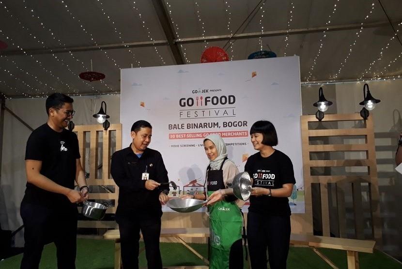 Bantu UMKM, Go Food Festival akan Digelar di 100 Titik