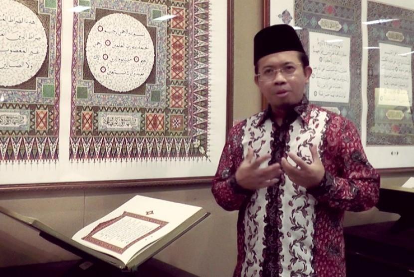 Menguatkan Kedudukan Rasm Mushaf Indonesia.