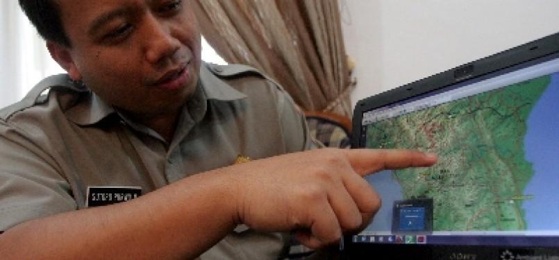Kepala Pusat Data Informasi dan Humas BNPB Sutopo Purwo Nugroho