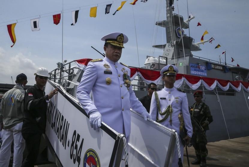 KSAL Minta Marinir Jaga Nama Baik