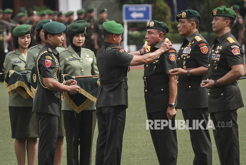 KSAD Minta Tim Pengawal Netralitas TNI Dibentuk