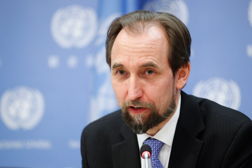 Zeid asks Indonesia not to discriminate LGBT people
