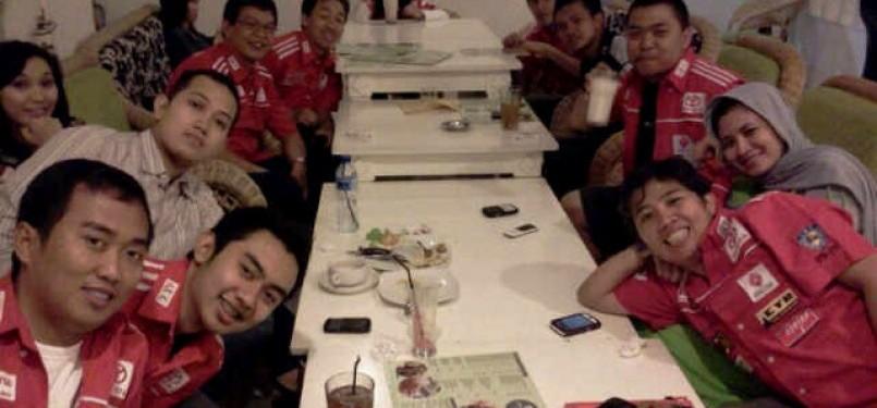 Kepengurusan baru AXIC Cabang Bandung