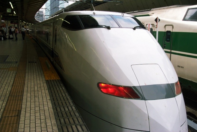 Kereta Cepat (ilustrasi)