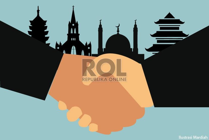 Dewan Gereja Ajak Umat Kristen Berbuka Puasa Bersama Muslim