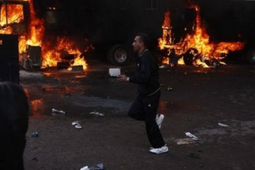 Kerusuhan Mesir