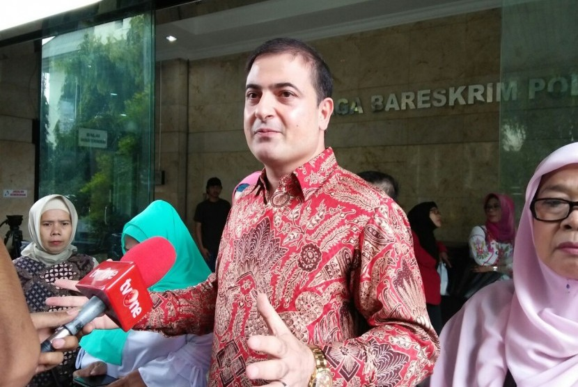 Ketua Asosiasi Pengusaha Indonesia Muda (APIM),Sam Aliano.