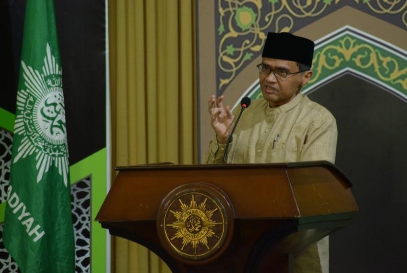 Ketua Bidang Hubungan dan Kerja Sama Luar Negeri, Pimpinan Pusat  Muhammadiyah, Bahtiar Effendy