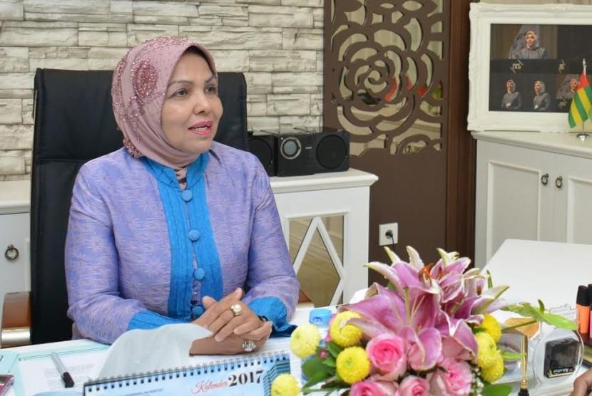 Ketua BKSAP DPR Nurhayati Ali Assegaf.
