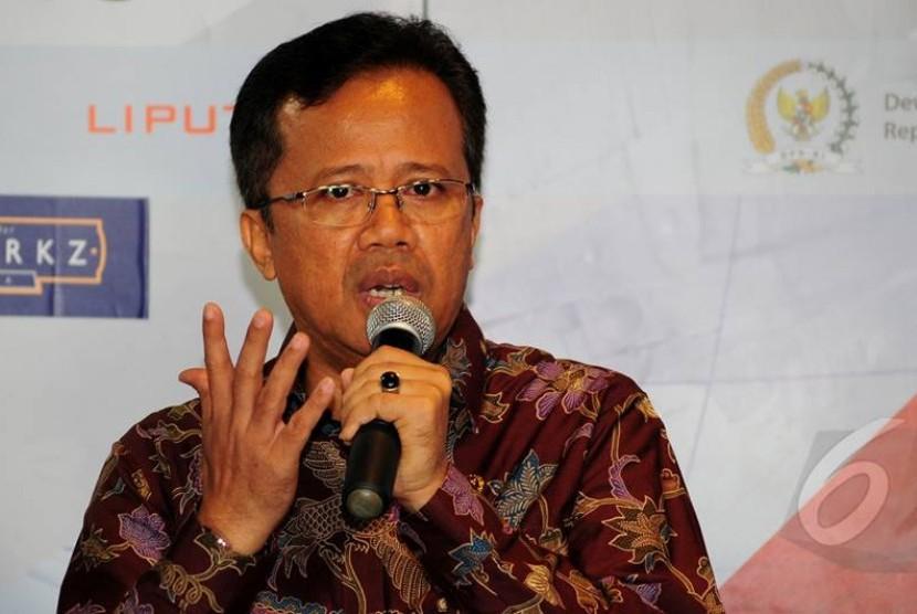 Ketua BKSP DPD RI, AM Iqbal Parewangi