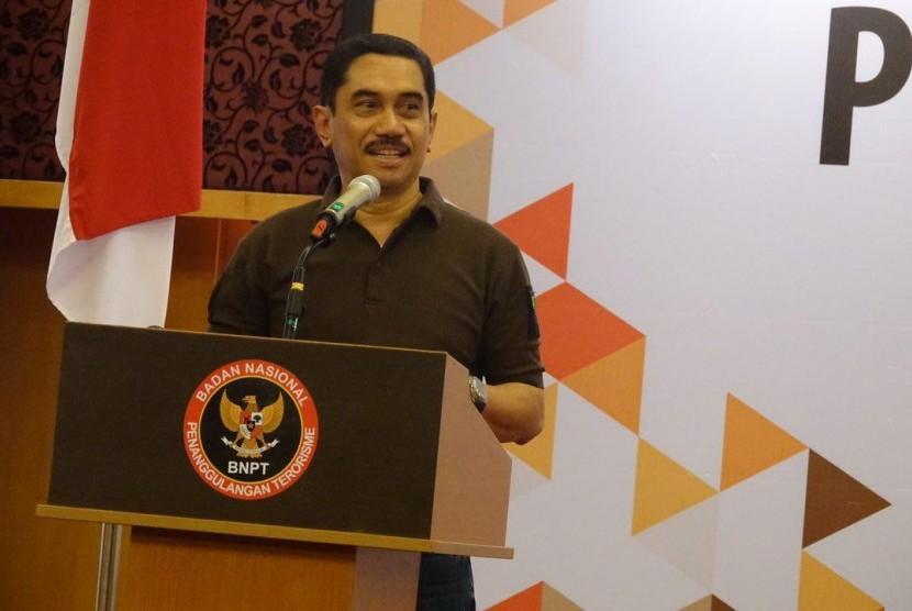Ketua BNPT Suhardi Alius