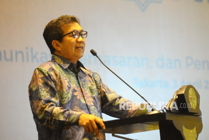 Financial Services Authority (OJK) Muliaman D Hadad